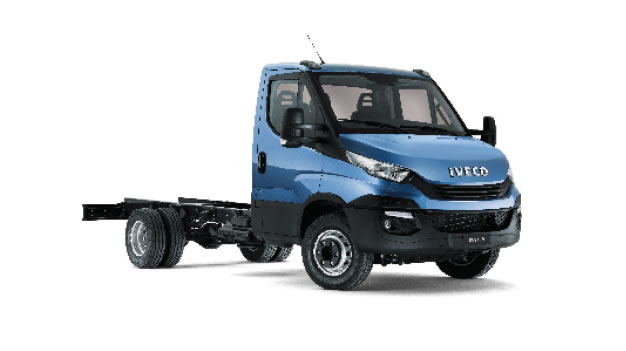 Daily Cab Chassis Single Cab