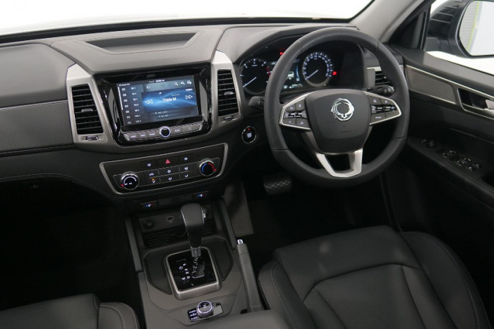 2019 MY18 SsangYong Musso Q200 Ultimate Utility Image 5