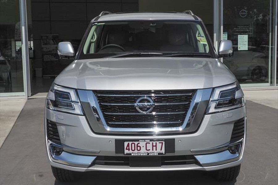 2021 Nissan Patrol Y62 Series 5 Ti-L Suv Image 18