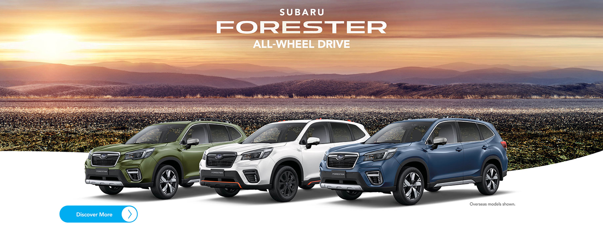 New Subaru Forester, including Hybrid e-Boxer, now available at Subaru Darwin. Test Drive Today!
