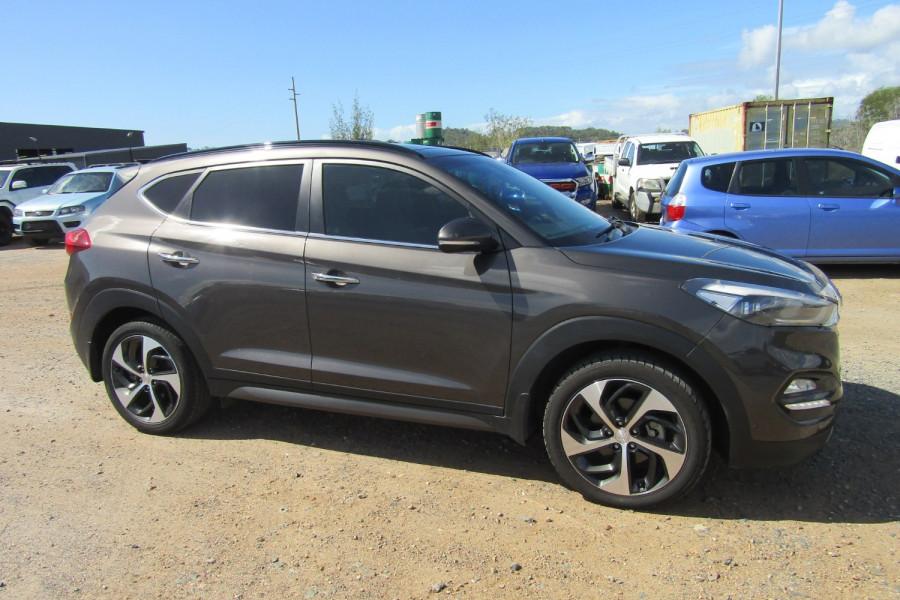 2016 Hyundai Tucson TLE HIGHLANDER Suv