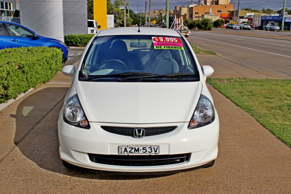 2006 Honda Jazz GD  GLi Hatchback
