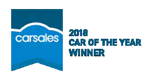 Carsales 2018 Car of the Year Winner Image