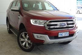Ford Everest Titanium UA