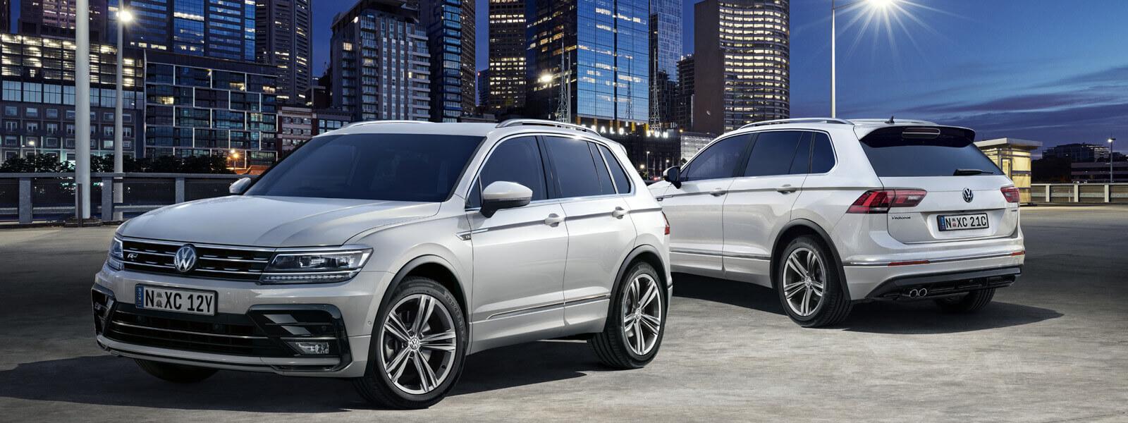 New Volkswagen Tiguan for sale - Leichhardt Volkswagen