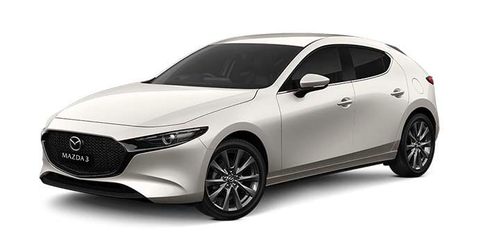 2020 MY19 Mazda 3 BP G20 Evolve Hatch Hatchback