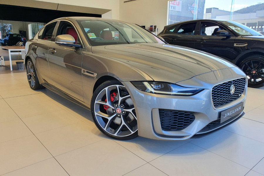 2019 MY20 Jaguar XE X760 R-Dynamic HSE Sedan