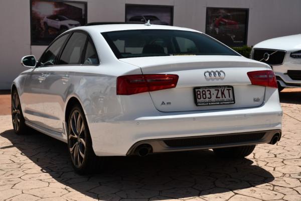 2012 Audi A6 4G 4G Sedan Image 3