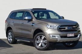 Ford Everest TITANIUM UA 2018.00MY