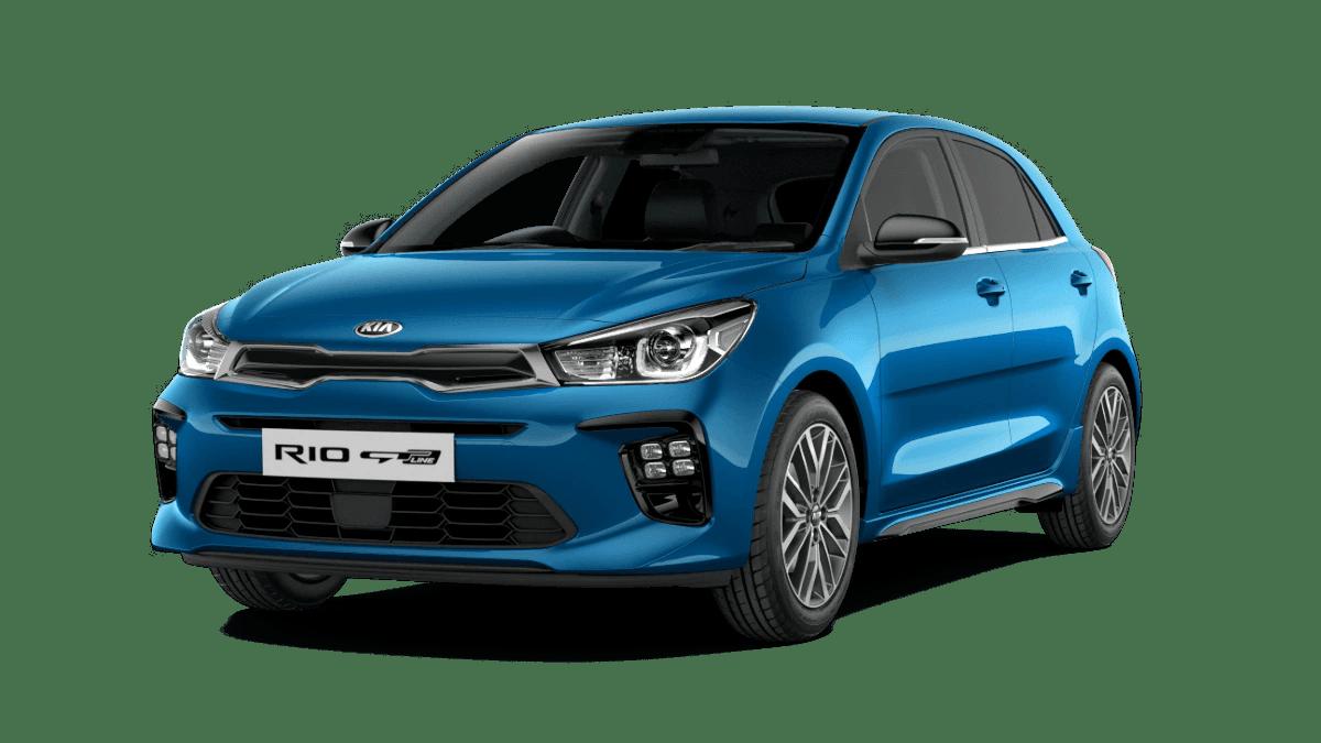 2021 Kia Rio PE GT 1.0L T/P 7Spd DCT Hatchback