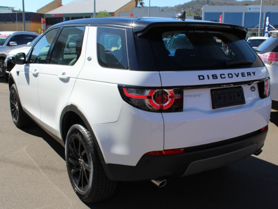 2018 MY19 Land Rover Discovery Sport L550  Si4 177kW Si4 177kW - SE Suv