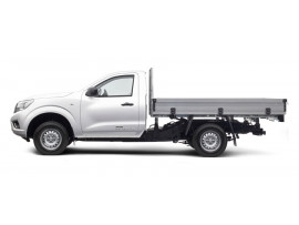 Nissan Navara DX 4X4 Single Cab Chassis D23 Series 3