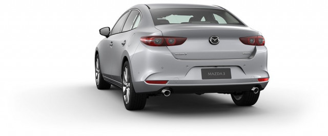 2020 Mazda 3 BP G25 Astina Sedan Sedan Mobile Image 16