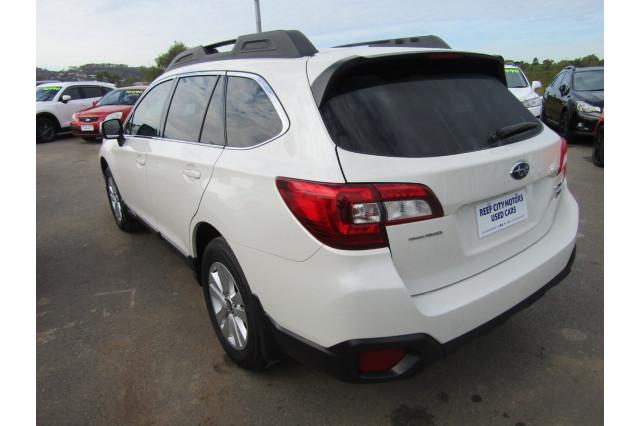 2017 Subaru Outback B6A MY17 2.0D Suv Image 4