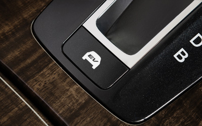 Accord Sport Hybrid EV Button