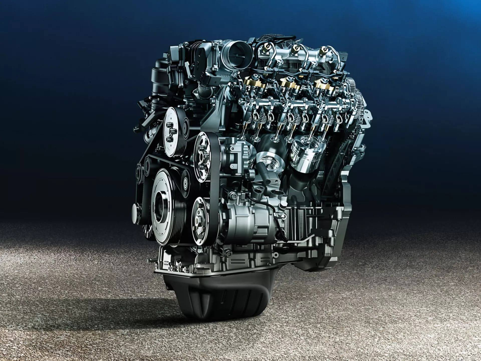 Power is its strong suit TDI Engine Image