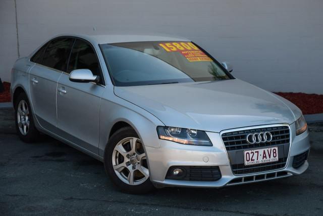 2010 Audi A4 B8 MY10 Sedan Image 2