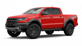 2021 MY21.25 Ford Ranger PX MkIII Raptor Utility image 8