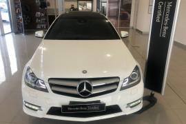 2013 Mercedes-Benz C Class C204 MY13 C250 Coupe Image 2