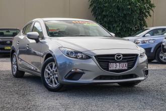 Mazda 3 SED BM