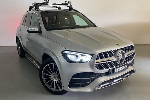 Mercedes-Benz Gle-class GLE300 d V167