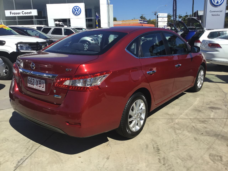 2015 Nissan Pulsar B17 Series 2 ST Sedan