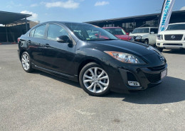 Mazda 3 SP25 Activematic BL10L1
