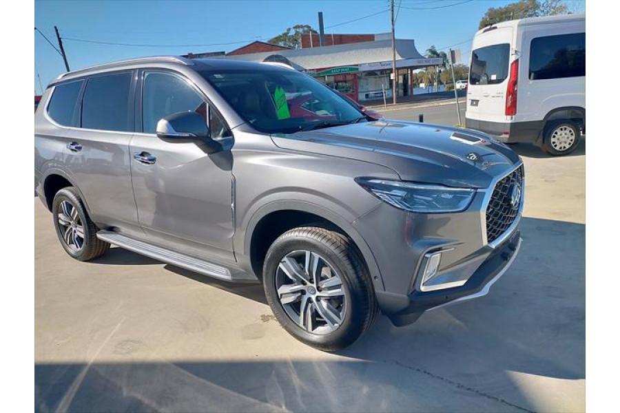 2021 MY19 LDV D90 SV9A Executive 4WD Suv