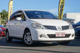 Nissan Tiida ST C11 S3