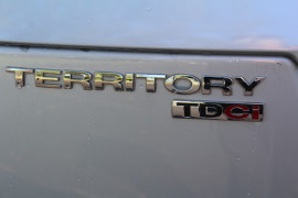 2011 Ford Territory SZ Wagon Wagon