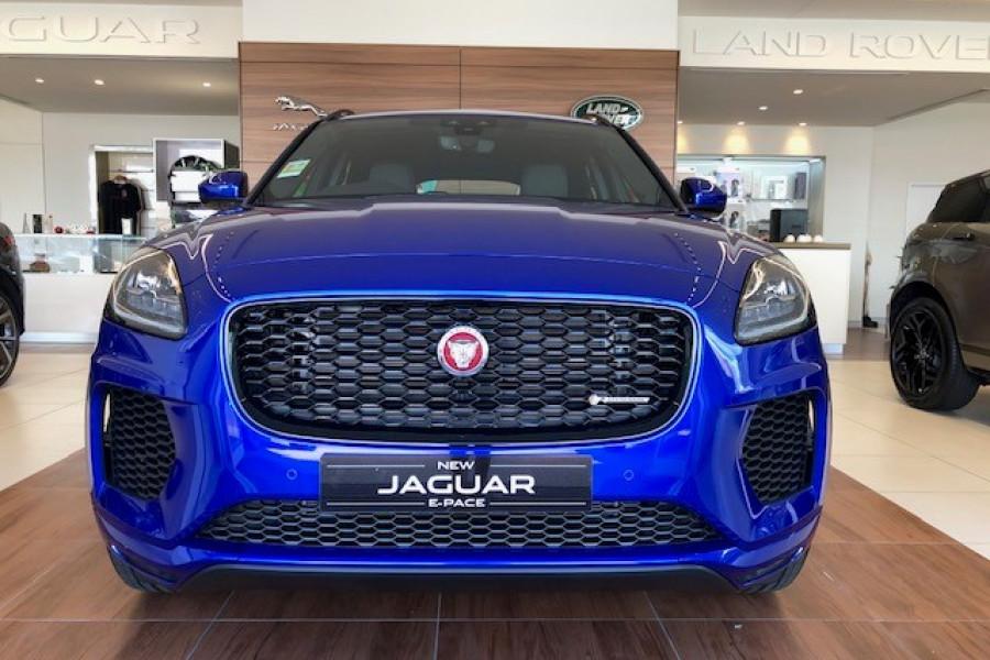 2019 MY20 Jaguar E-PACE X540 20MY D180 Suv Image 4