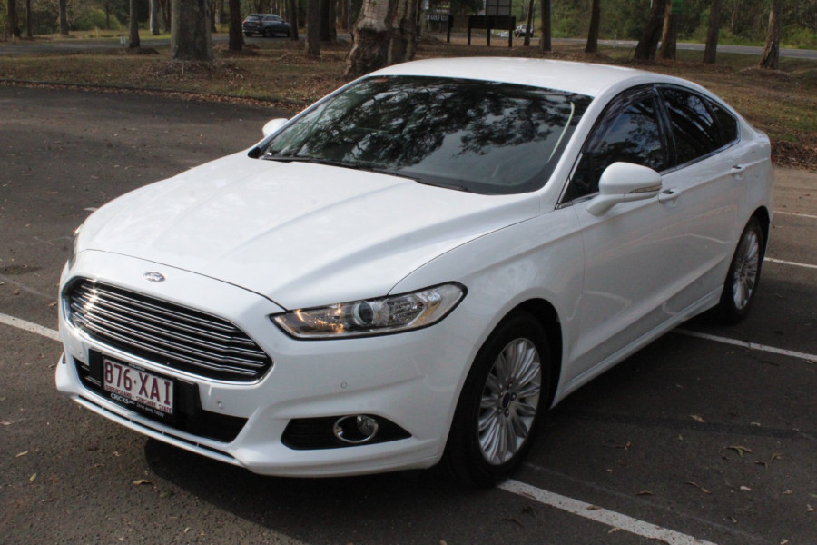 2016 Ford Mondeo Trend Image 4