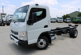 Fuso Canter CAB CHASSIS WIDE CAB 515 MANUAL