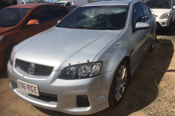 2010 Holden Commodore VE II SS V Sedan
