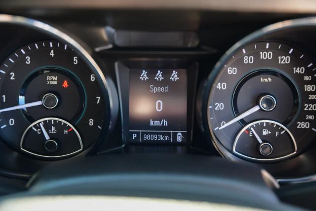 2017 Holden Commodore VF Series II MY17 Evoke Sedan Image 14