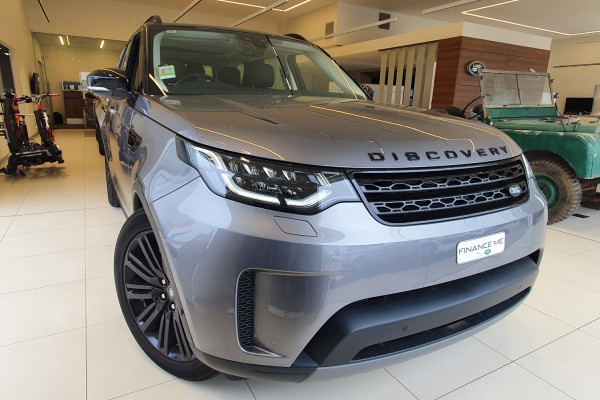 2019 MY20 Land Rover Discovery 4 DI Wagon Image 2