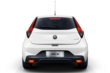 2021 MY20 MG MG3 SZP1 Core with Nav Hatchback Image 4