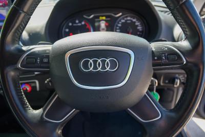 2015 Audi A3 8V MY15 Attraction Hatchback