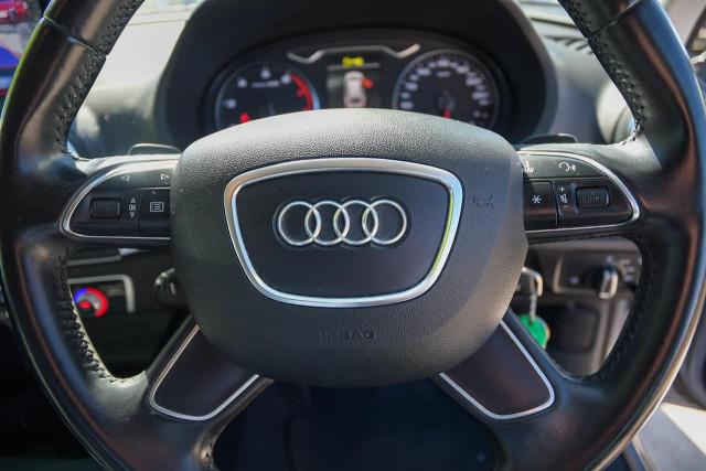 2015 Audi A3 8V MY15 Attraction Hatchback Image 12