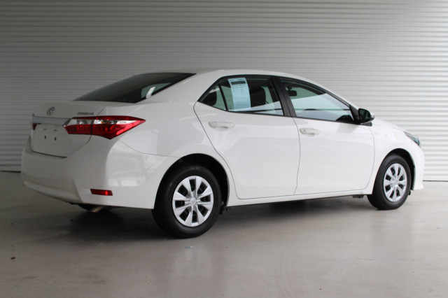 2016 Toyota Corolla ZRE172R ASCENT Sedan
