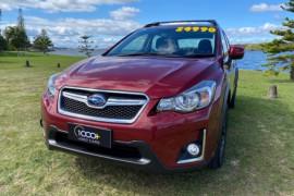 2016 MY17 Subaru XV G4-X 2.0i Suv Image 4