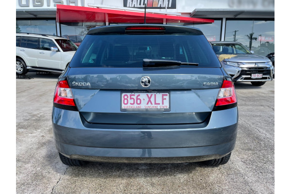2017 Skoda Fabia NJ  81TSI Hatchback Image 4