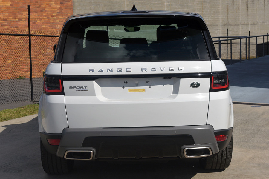 2018 MY19.5 Land Rover Range Rover Sport L494 SE Suv Mobile Image 5