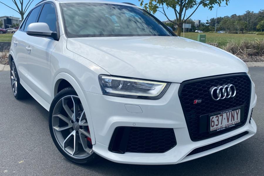 2014 Audi Rs Q3 Image 1