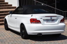 2012 MY11 BMW 125i E88 LCI MY0911 125i Convertible Image 3