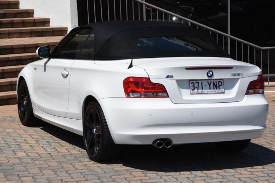 2012 MY11 BMW 125i E88 LCI MY0911 125i Convertible
