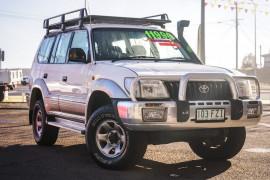 Toyota Landcruiser Prado GXL KZJ95R