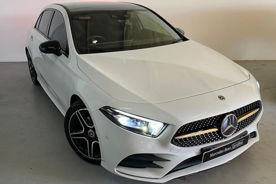2018 Mercedes-Benz A-class A200