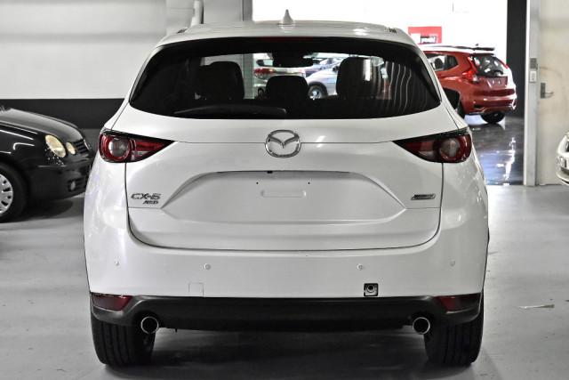 2017 Mazda Cx-5 KF4WLA Akera Suv Image 4