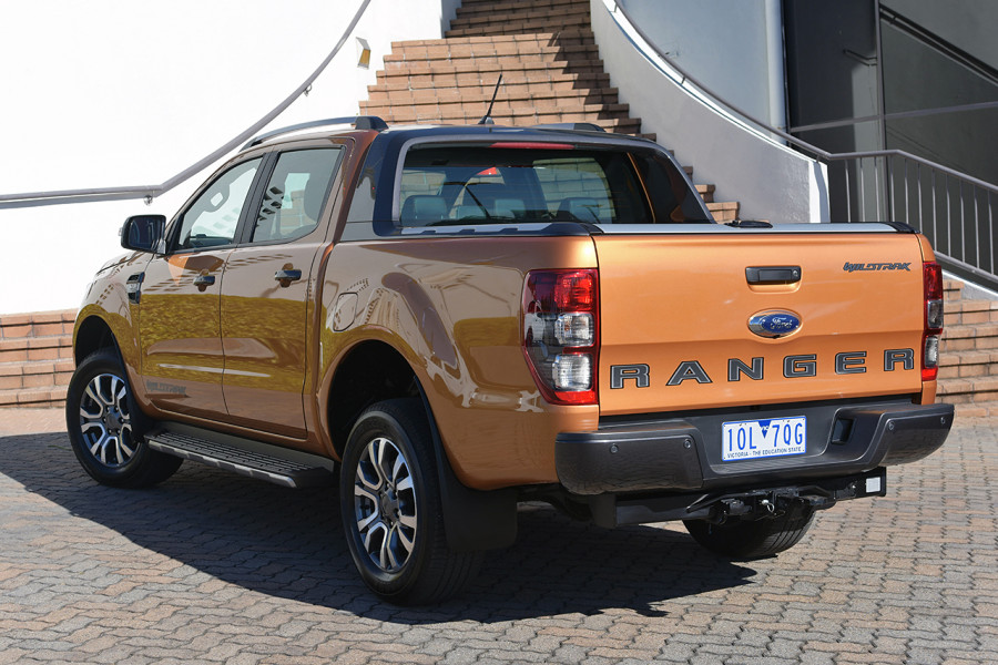 2018 MY19.00 Ford Ranger PX MkIII 2019.0 Wildtrak Utility Mobile Image 6